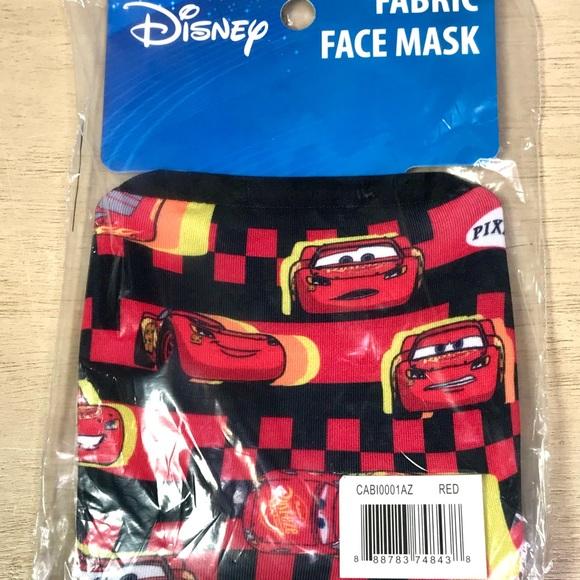 Disney Cars Cars Lighting McQueen Face Mask Kids